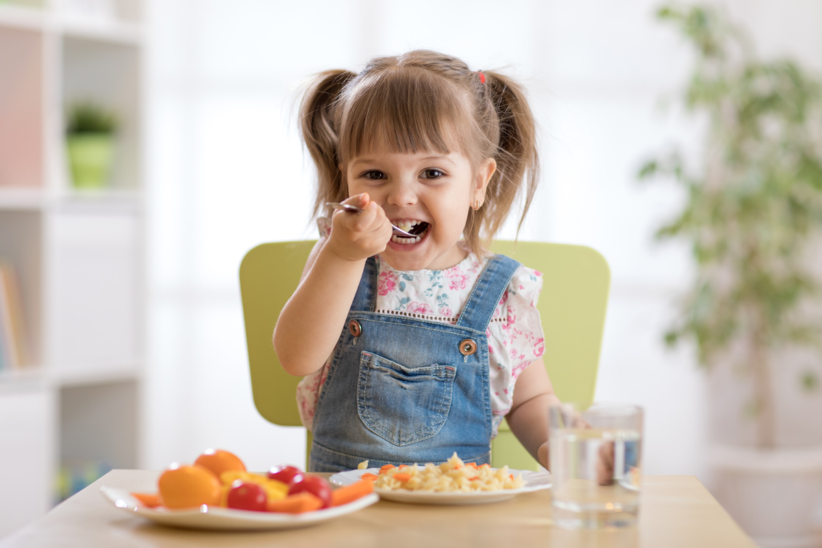 Blog Practical Tips To Help Your Toddler Develop Good Eating Habits